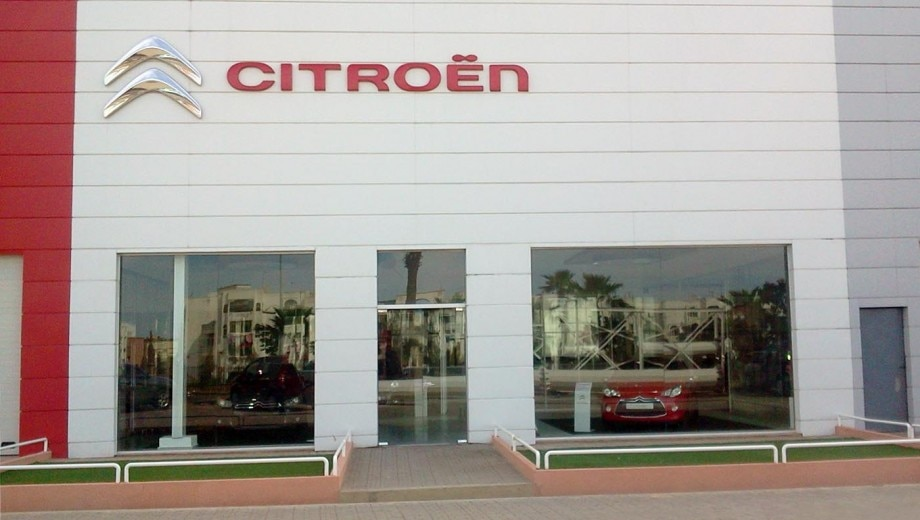 Centre Business Citroën ZENATA